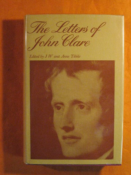 Image for The Letters of John Clare