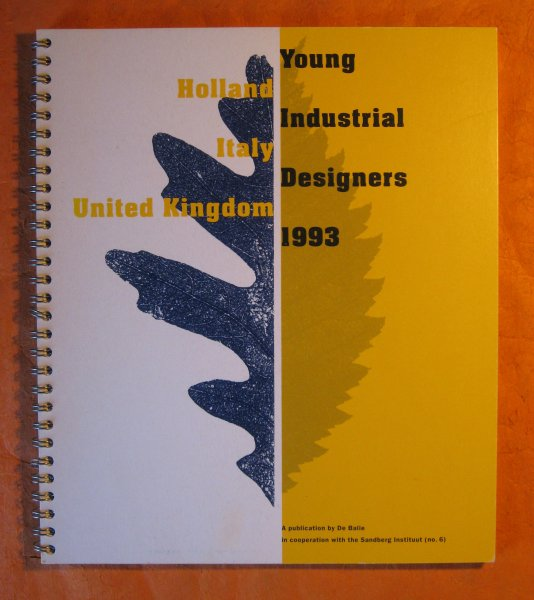 Image for Young Industrial Designers 1993: Holland, Italy , United Kingdom