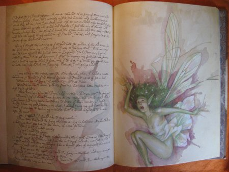 Image for Lady Cottington's Pressed Fairy Book