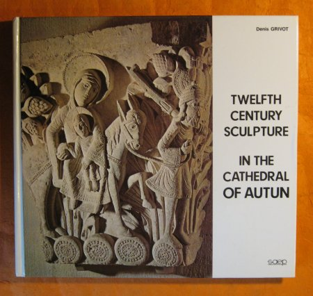 Image for Twelfth Century Sculpture In the Cathedral of Autun