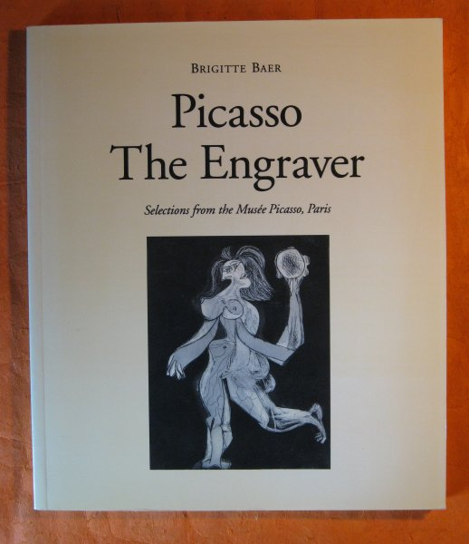 Image for Picasso the Engraver