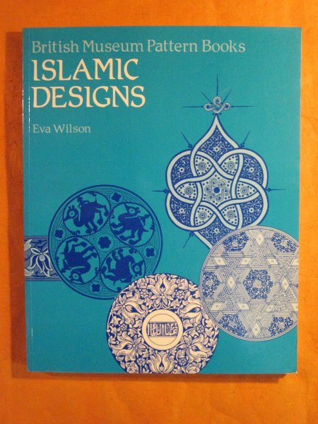 Image for Islamic designs (British Museum pattern books)