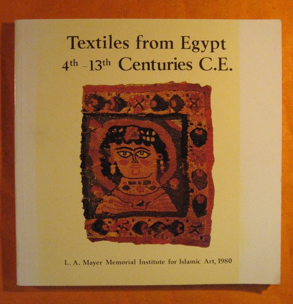 Image for Textiles from Egypt:  4th-13th Centuries C.E.