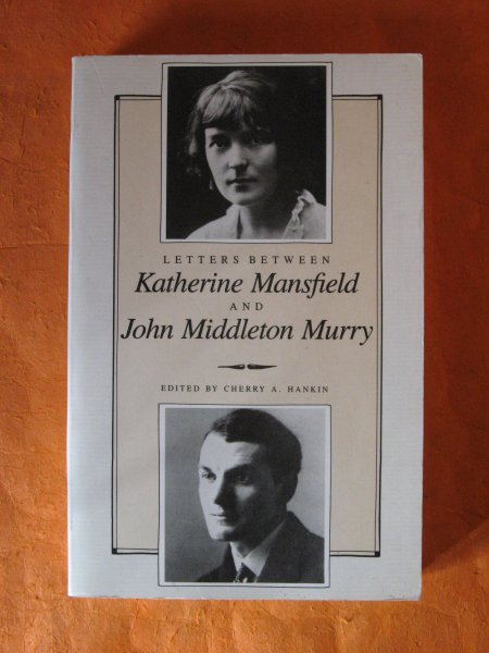 Image for Letters Between Katherine Mansfield and John Middleton Murray