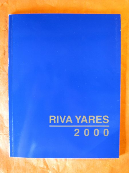Image for Riva Yares 2000:  The First 35 Years