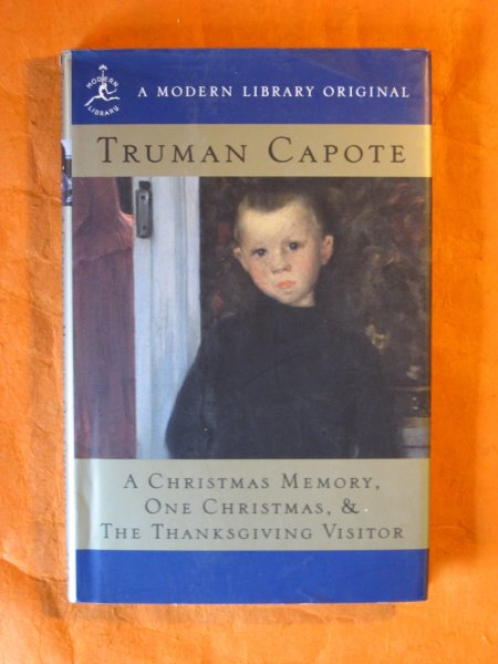 Image for A Christmas Memory: One Christmas, and The Thanksgiving Visitor (Modern Library)