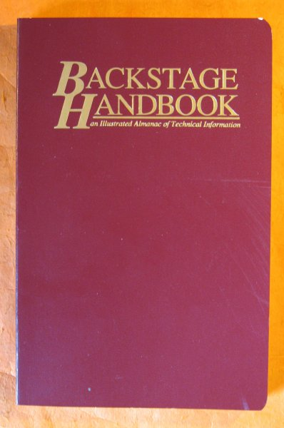 Image for Backstage Handbook: An Illustrated Handbook of Technical Information