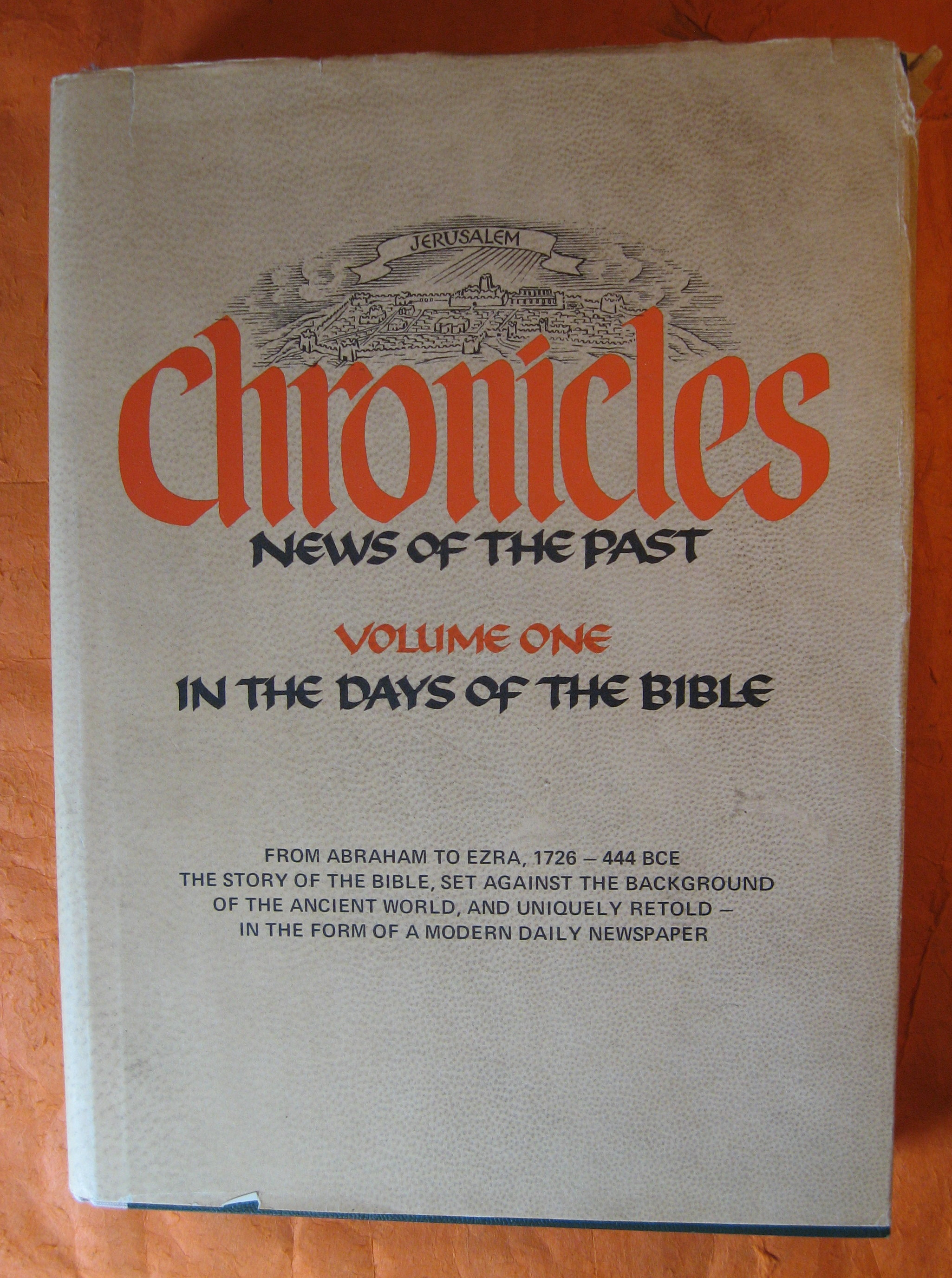 Image for Chronicles:  New of the Past - Three Volumes