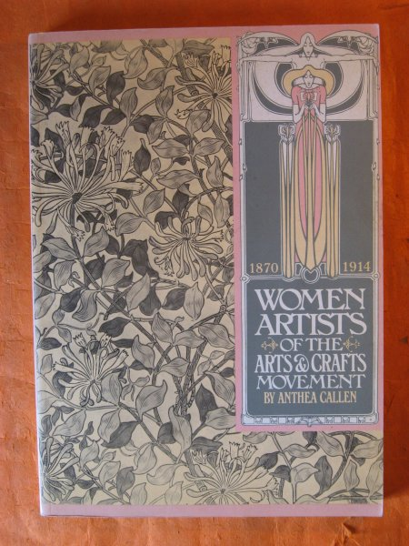 Image for Women Artists of the Arts and Crafts Movement, 1870-1914