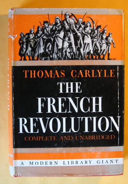 Image for The French Revolution Complete and Unabridged
