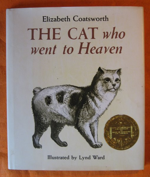 Image for The Cat Who Went to Heaven