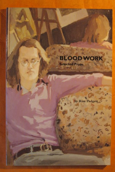 Image for Blood Work: Selected Prose