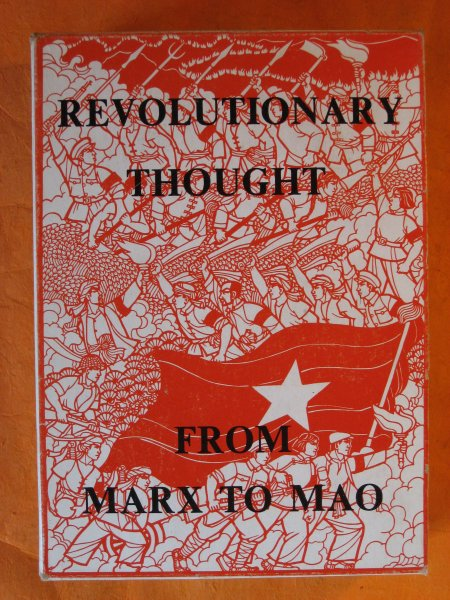 Image for Revolutionary Thought from Marx to Mao  (Ten Volume Boxed Set)