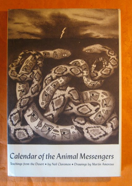 Image for Calendar of the Animal Messengers:  Teachings from the Desert