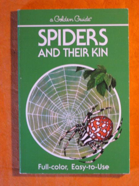 Image for Spiders and Their Kin (Golden Guide)