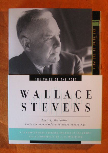 Image for Wallace Stevens (Voice of the Poet)