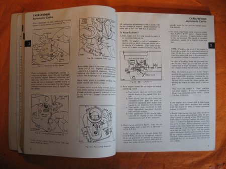 Image for Briggs & Stratton Repair Instructions IV
