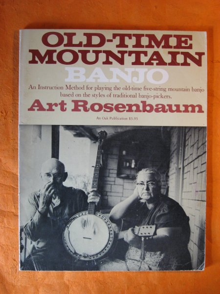 Image for Old Time Mountain Banjo