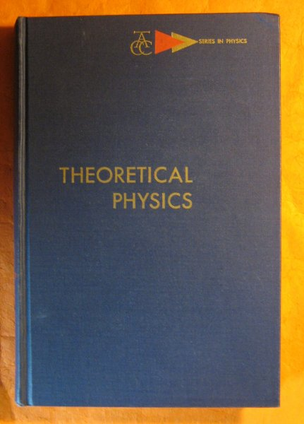 Image for Theoretical Physics