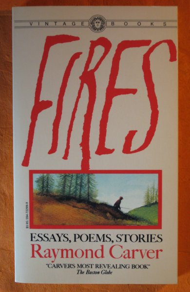 Image for Fires: Essays, Poems, Stories