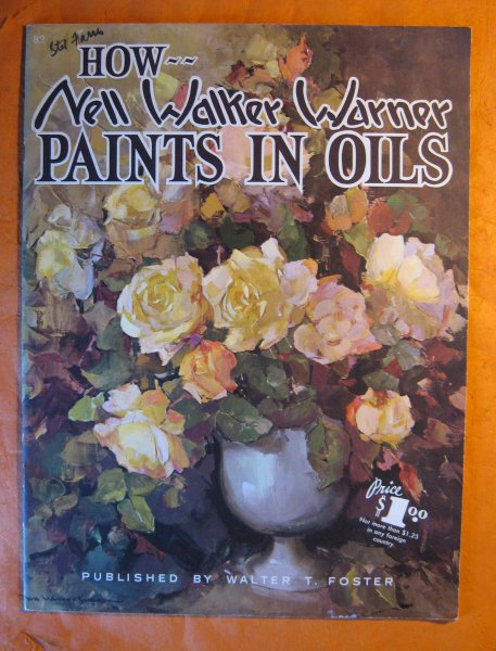 Image for How Nell Walker Warner Paints in Oils