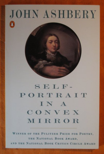 Image for Self-Portrait in a Convex Mirror