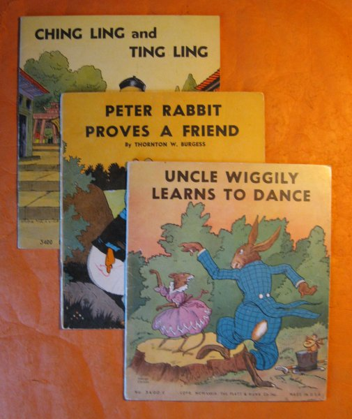 Image for Six 1930's Children's Books Published By Platt & Munk