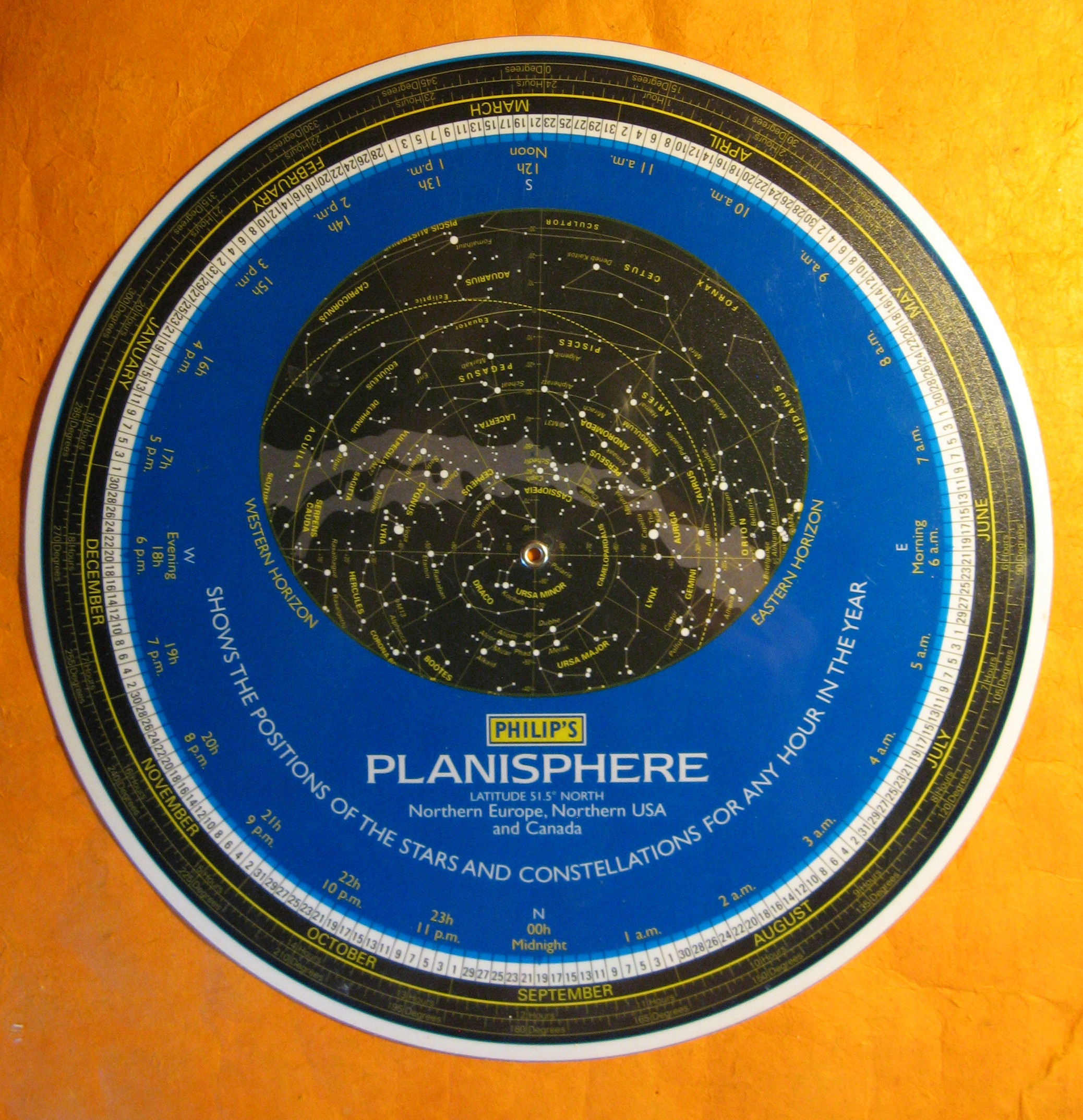 Image for Planisphere Star Chart
