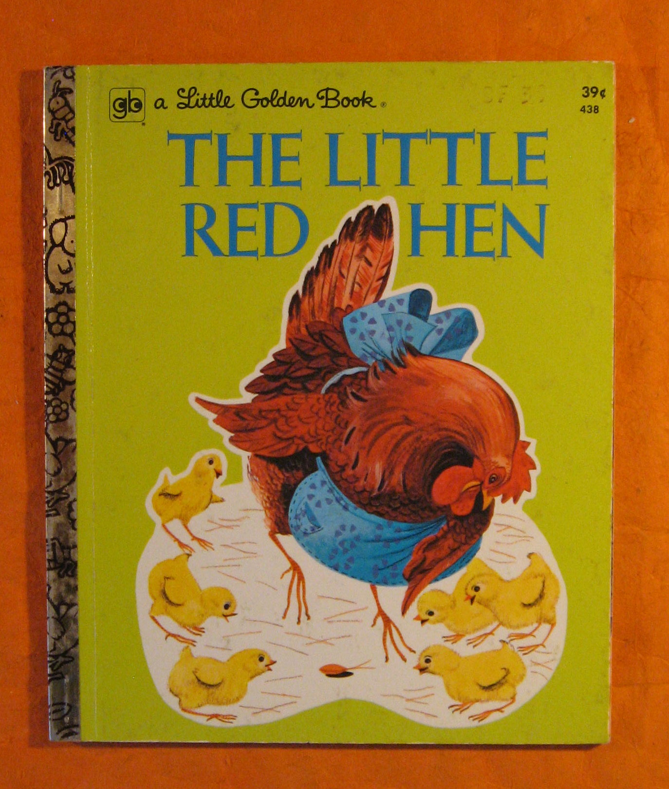 Image for The Little Red Hen
