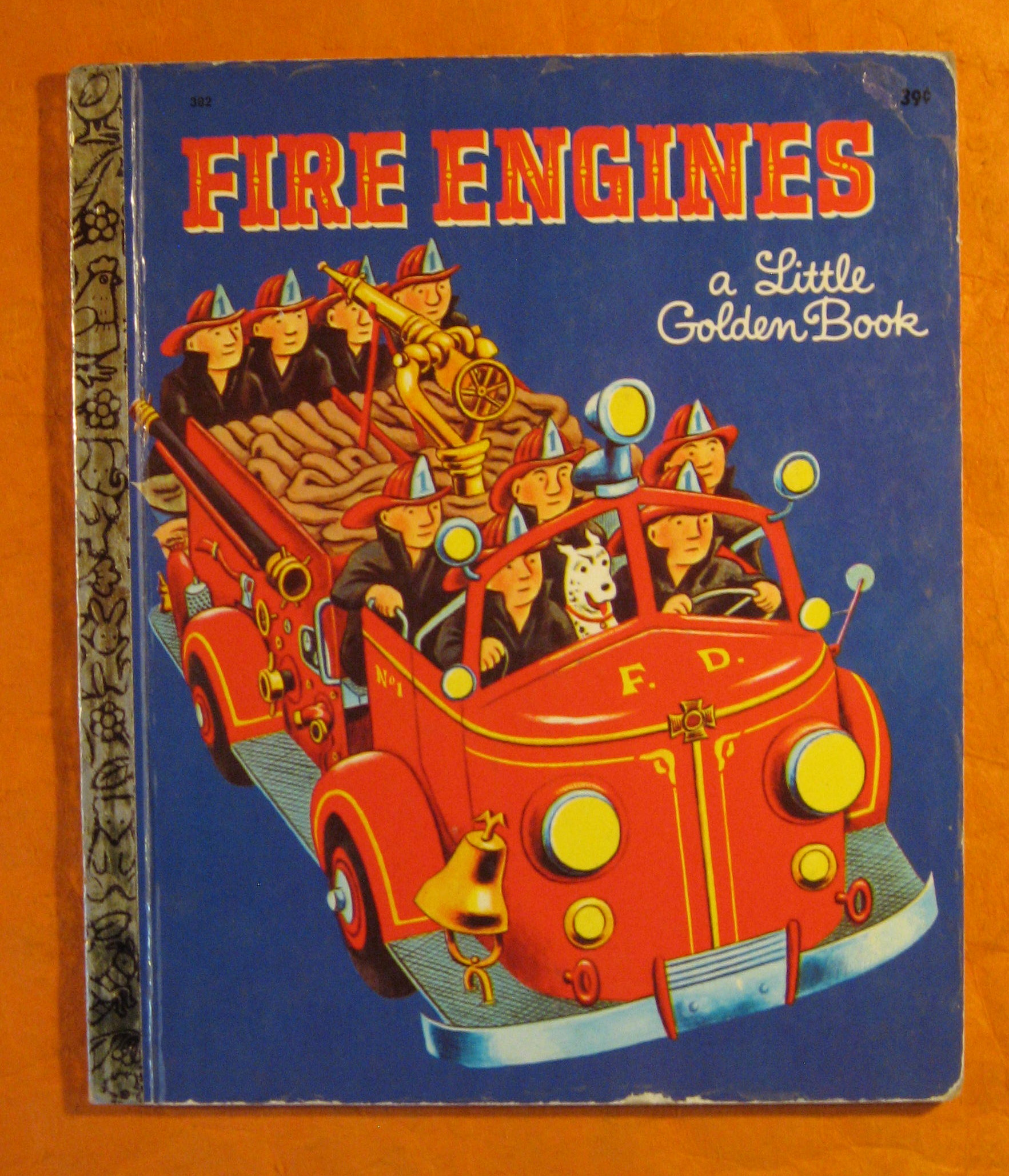 Image for Fire Engine Book
