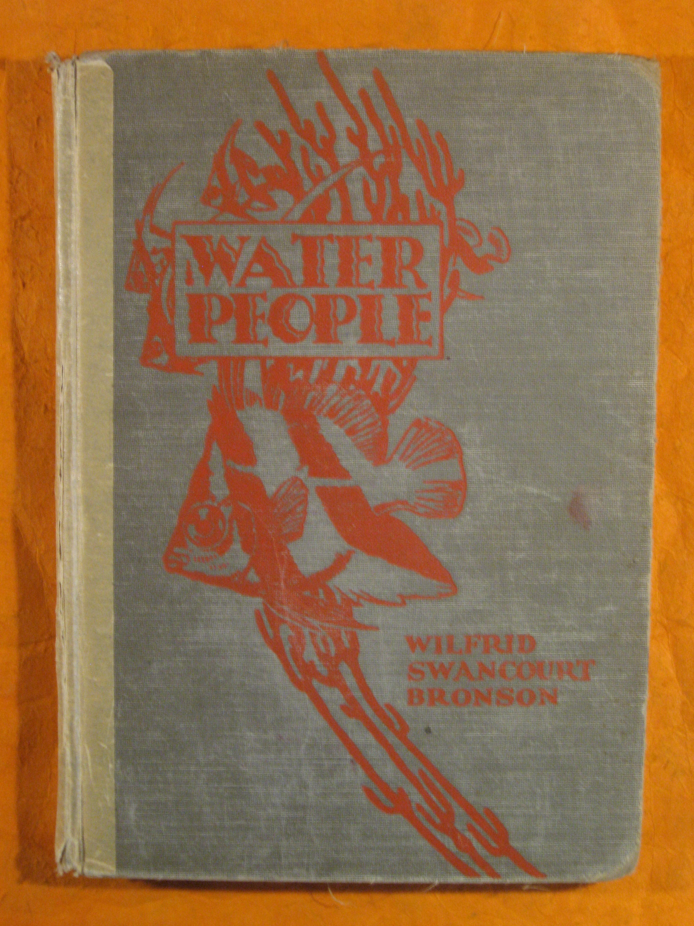 Image for Water People