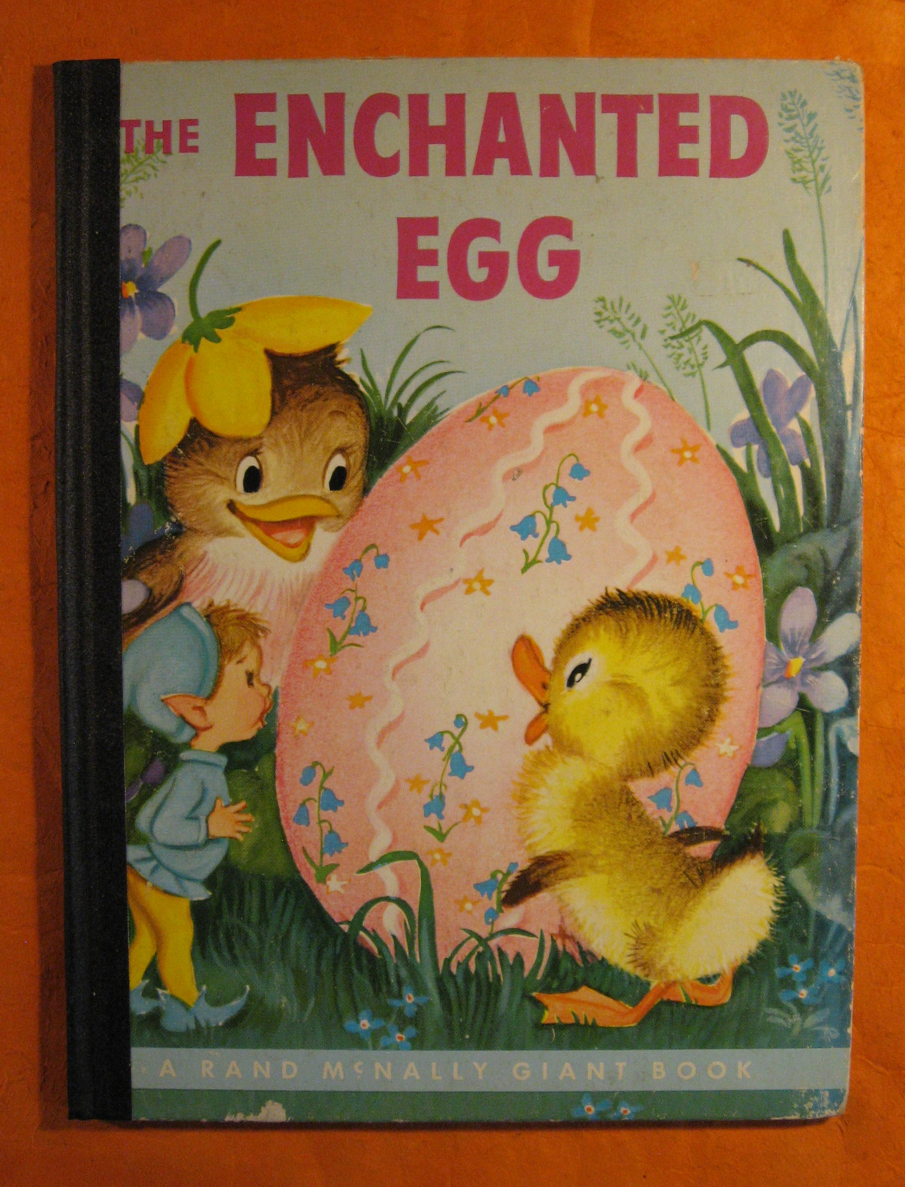 Image for The Enchanted Egg