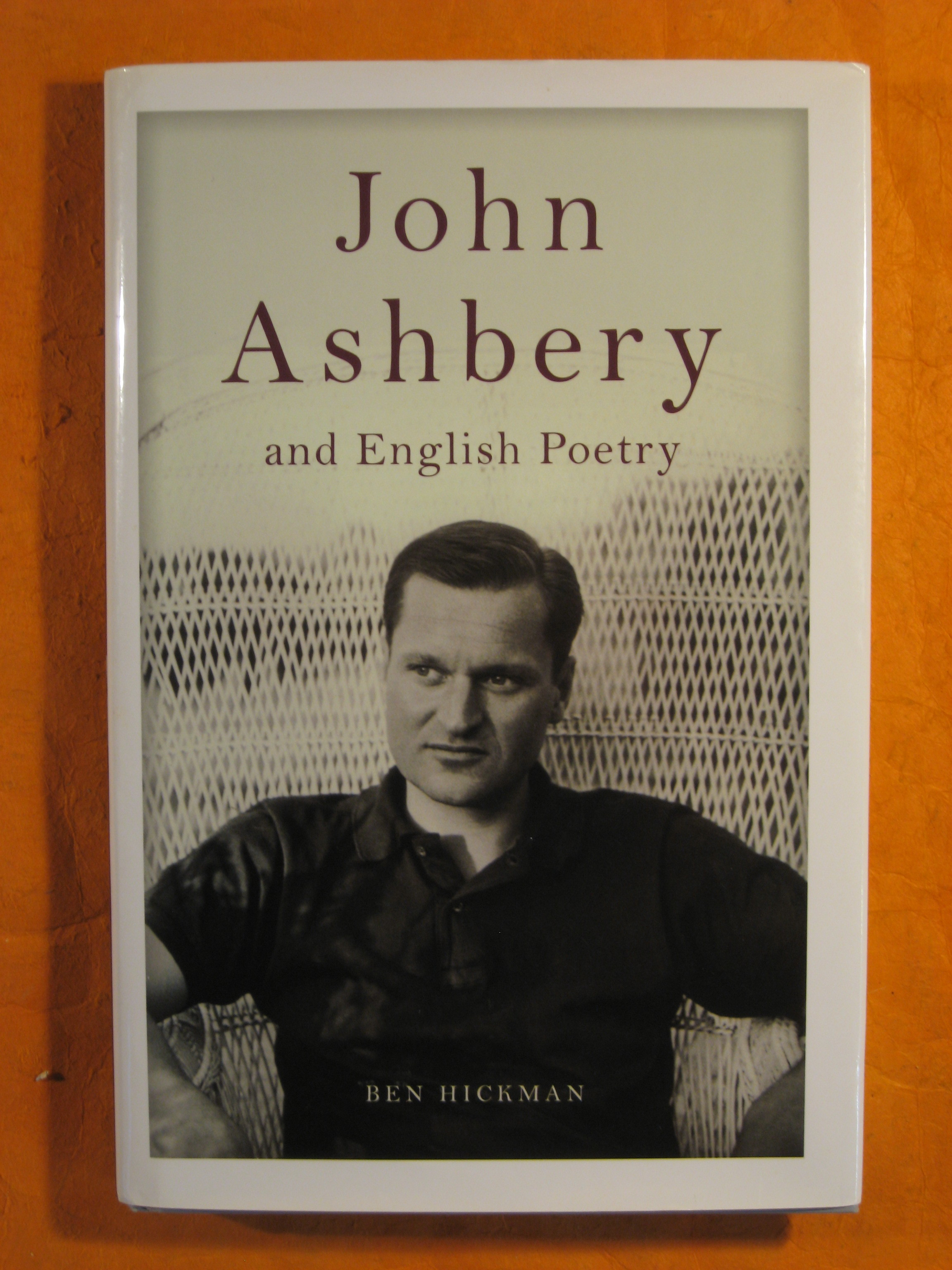 Image for John Ashbery and English Poetry