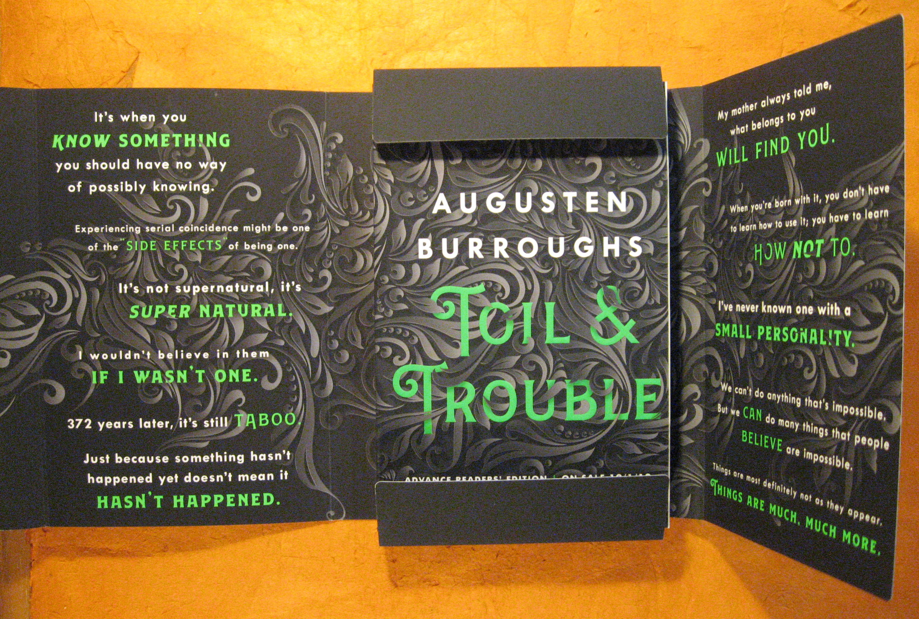 Image for Toil & Trouble: A Memoir
