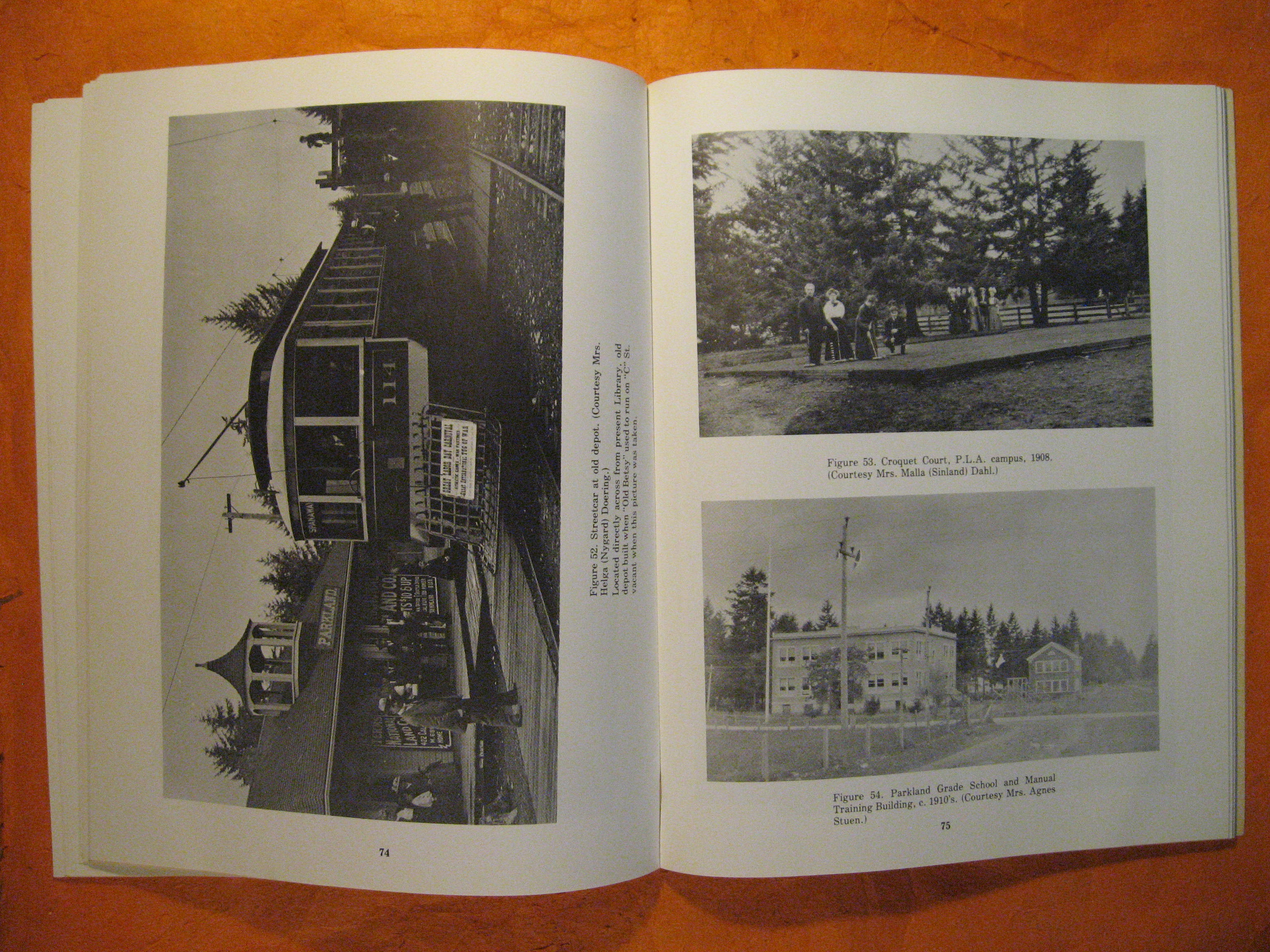 Image for From Wilderness to Suburbia:   An Illustrated History of Parkland, Washington