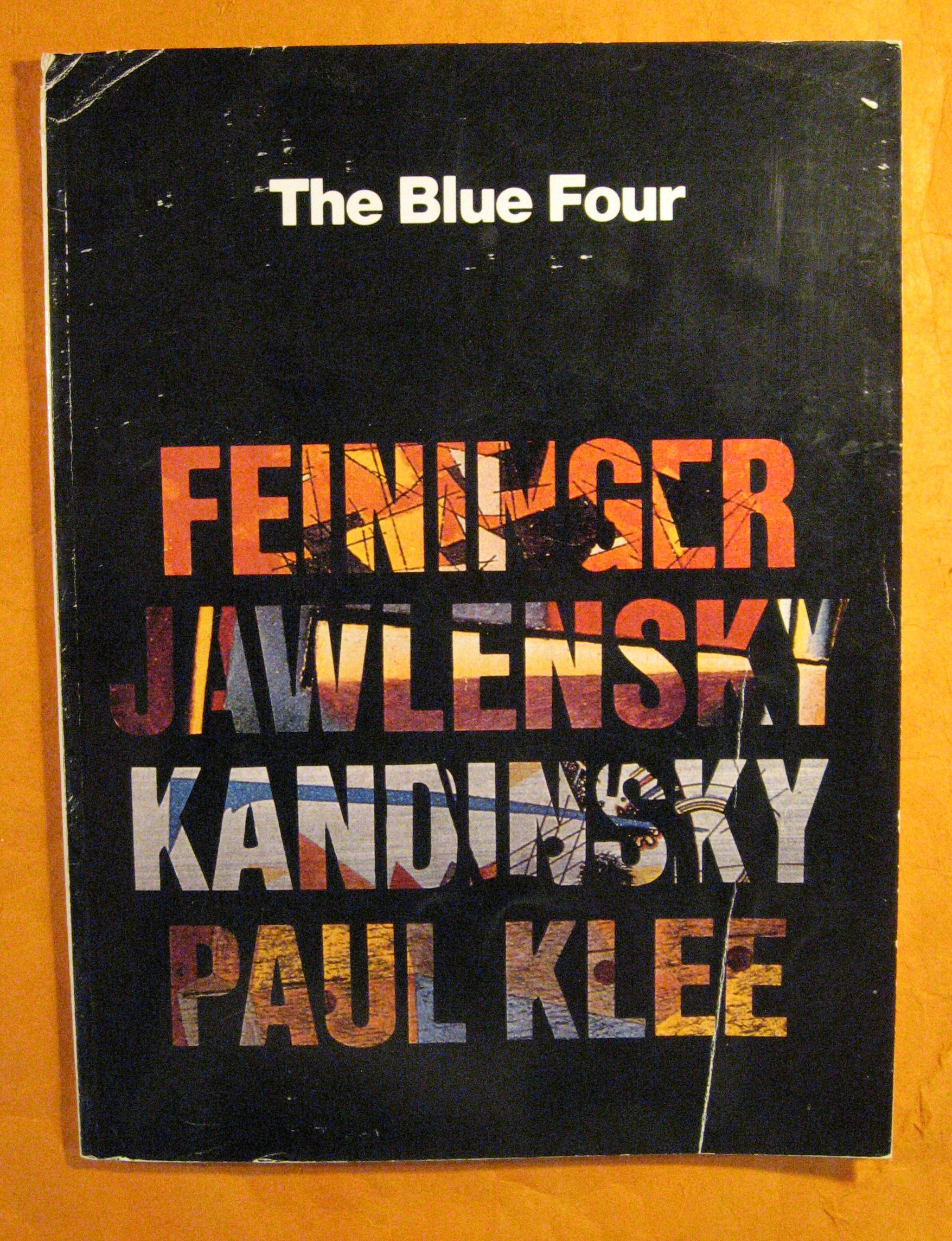 Image for The Blue Four:  Feininger, Jawlensky, Kandinsky, Paul Klee March 30-May 24, 1984