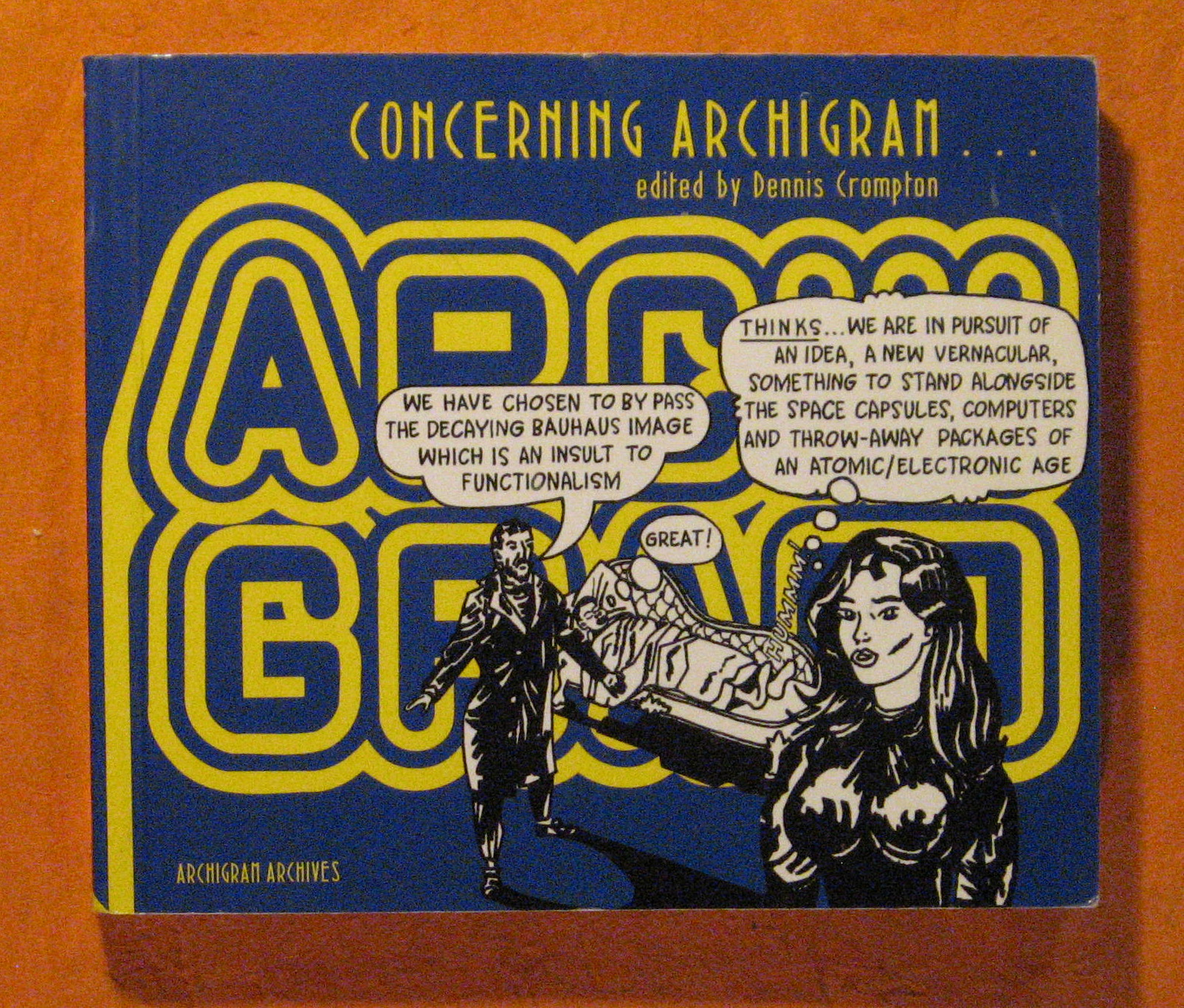 Image for Concerning Archigram--
