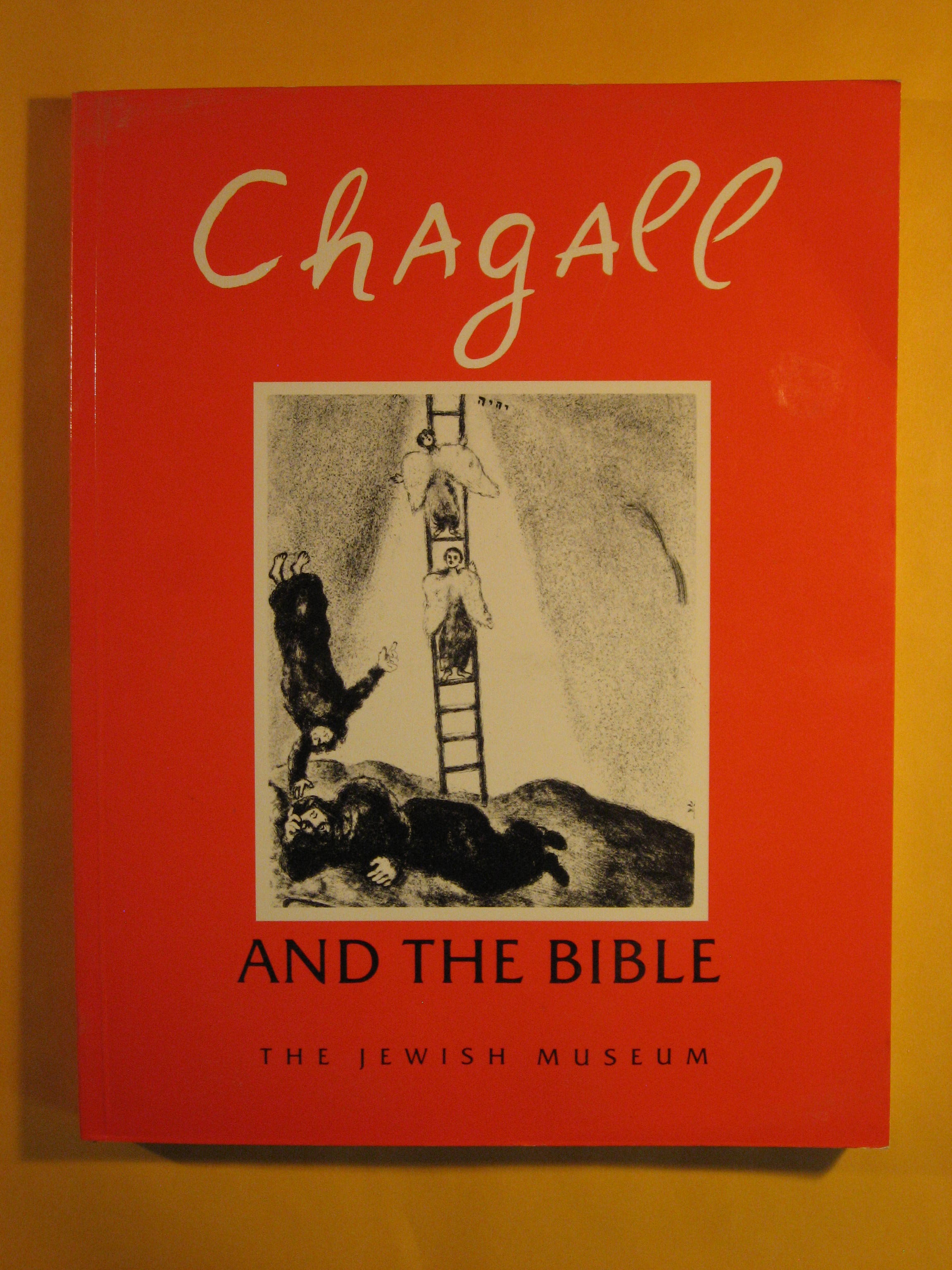 Image for Chagall and the Bible