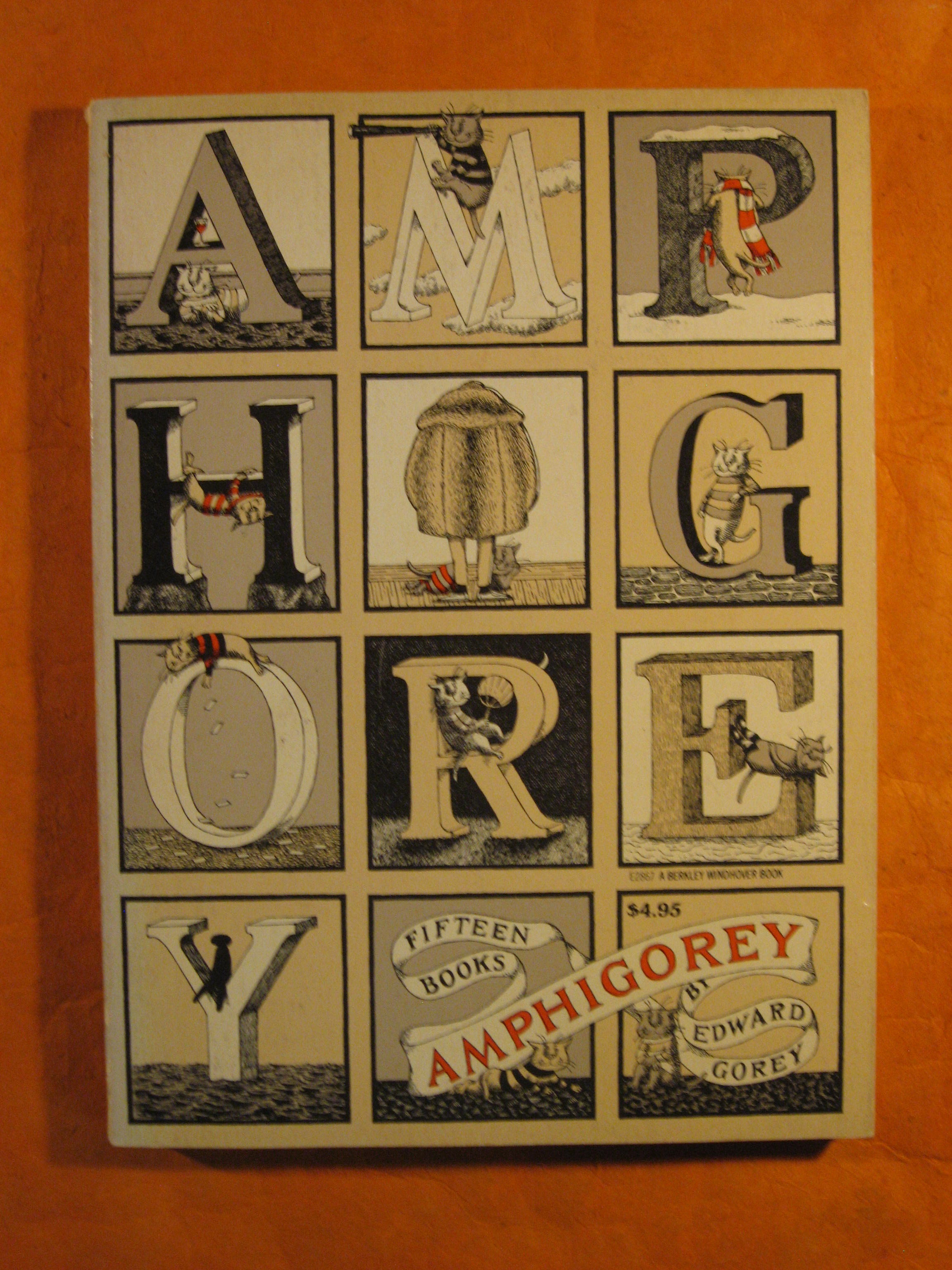 Image for Amphigorey