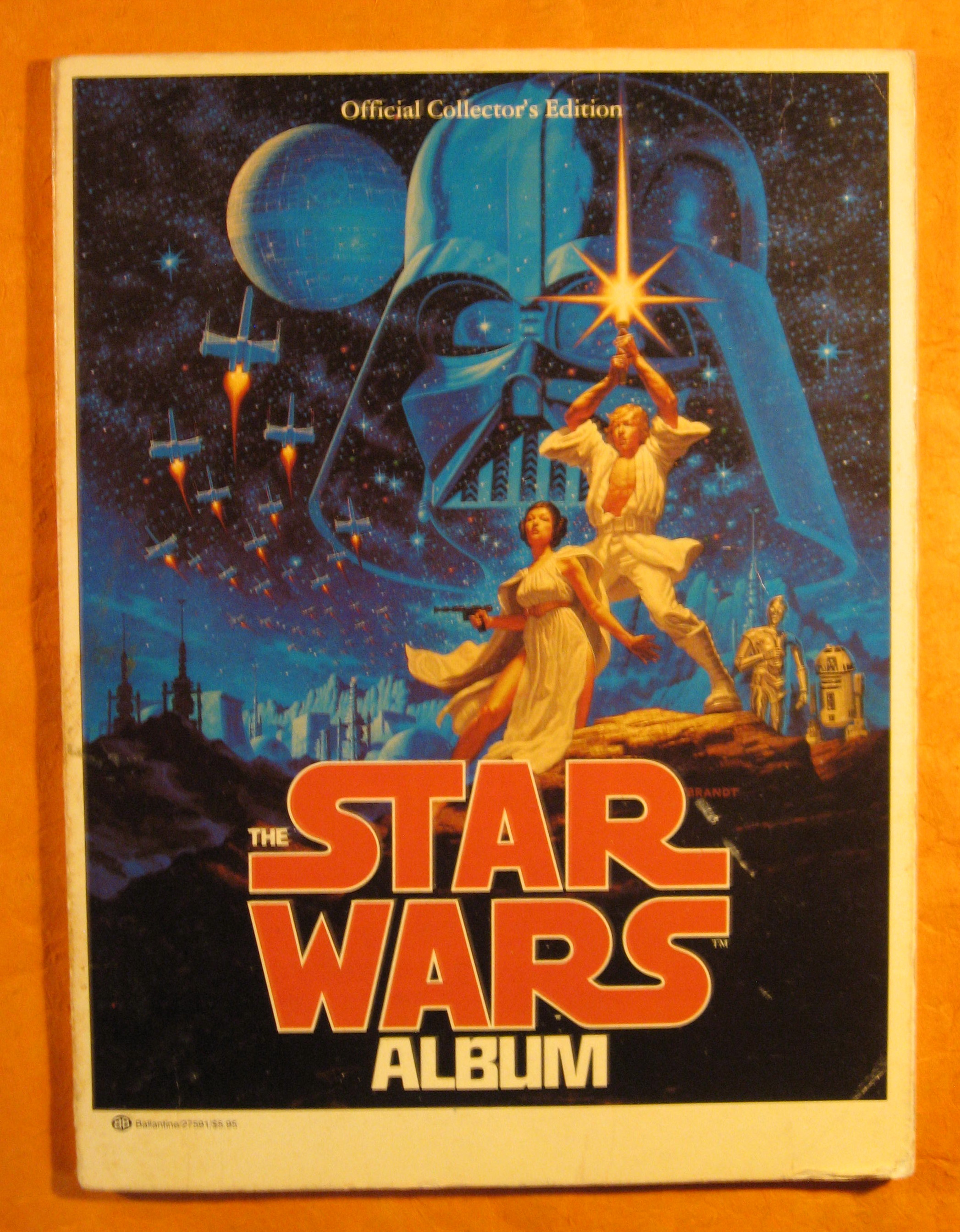 Image for The Star Wars Album: Official Collector's Edition