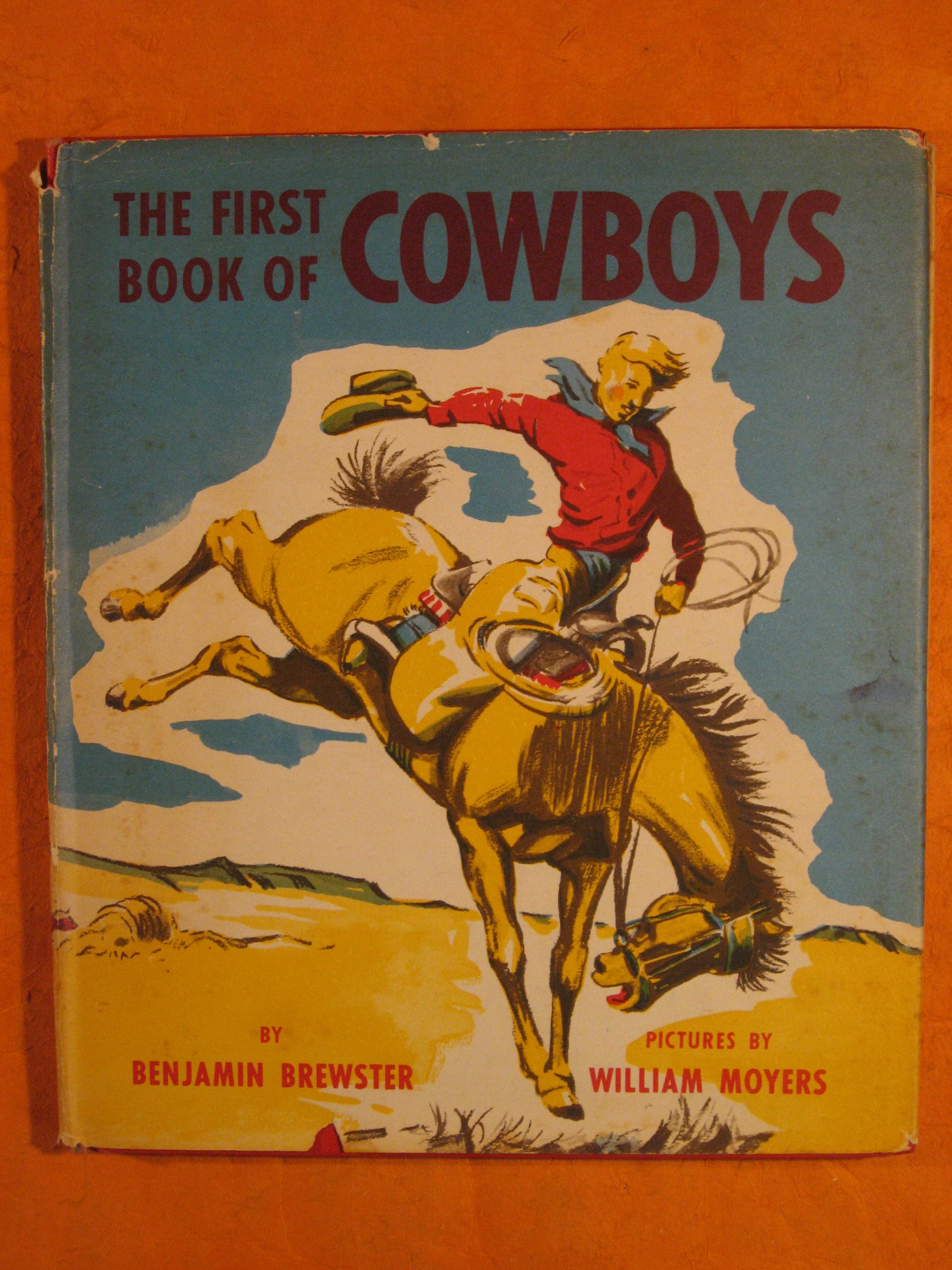 Image for The First Book Cowboys