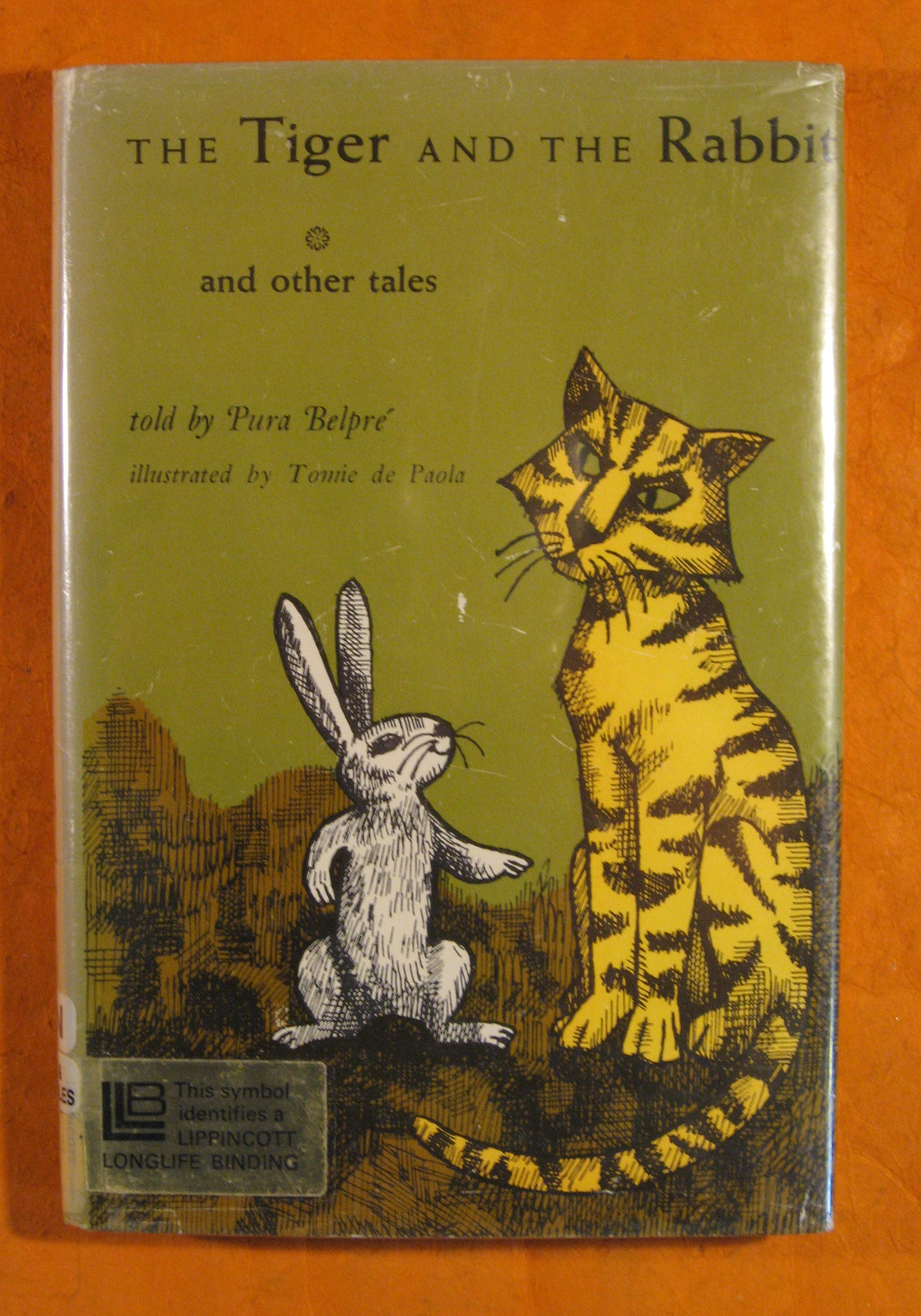 Image for The Tiger and the Rabbit