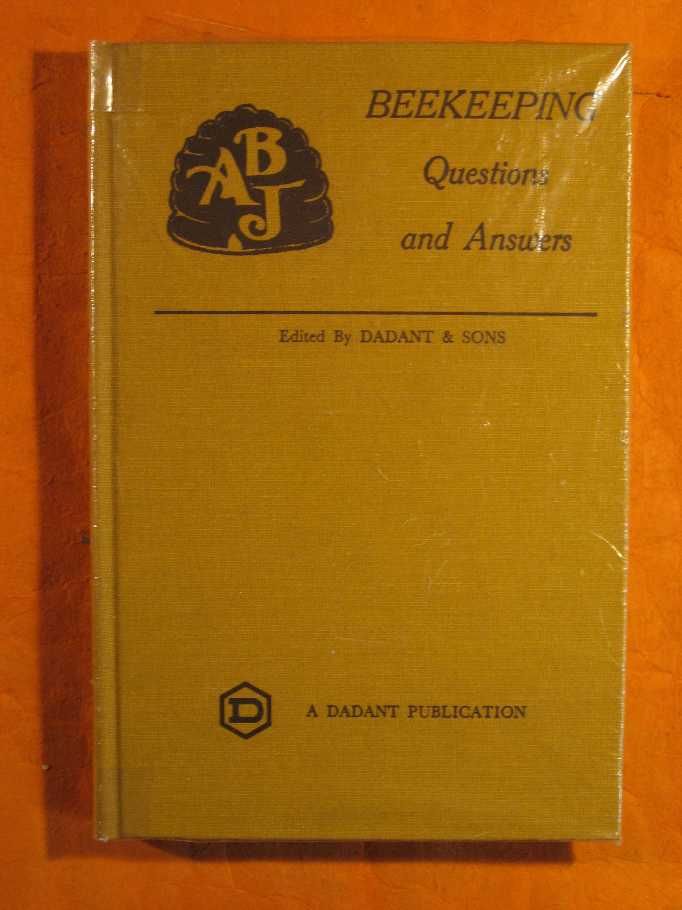Image for Beekeeping: Questions and Answers