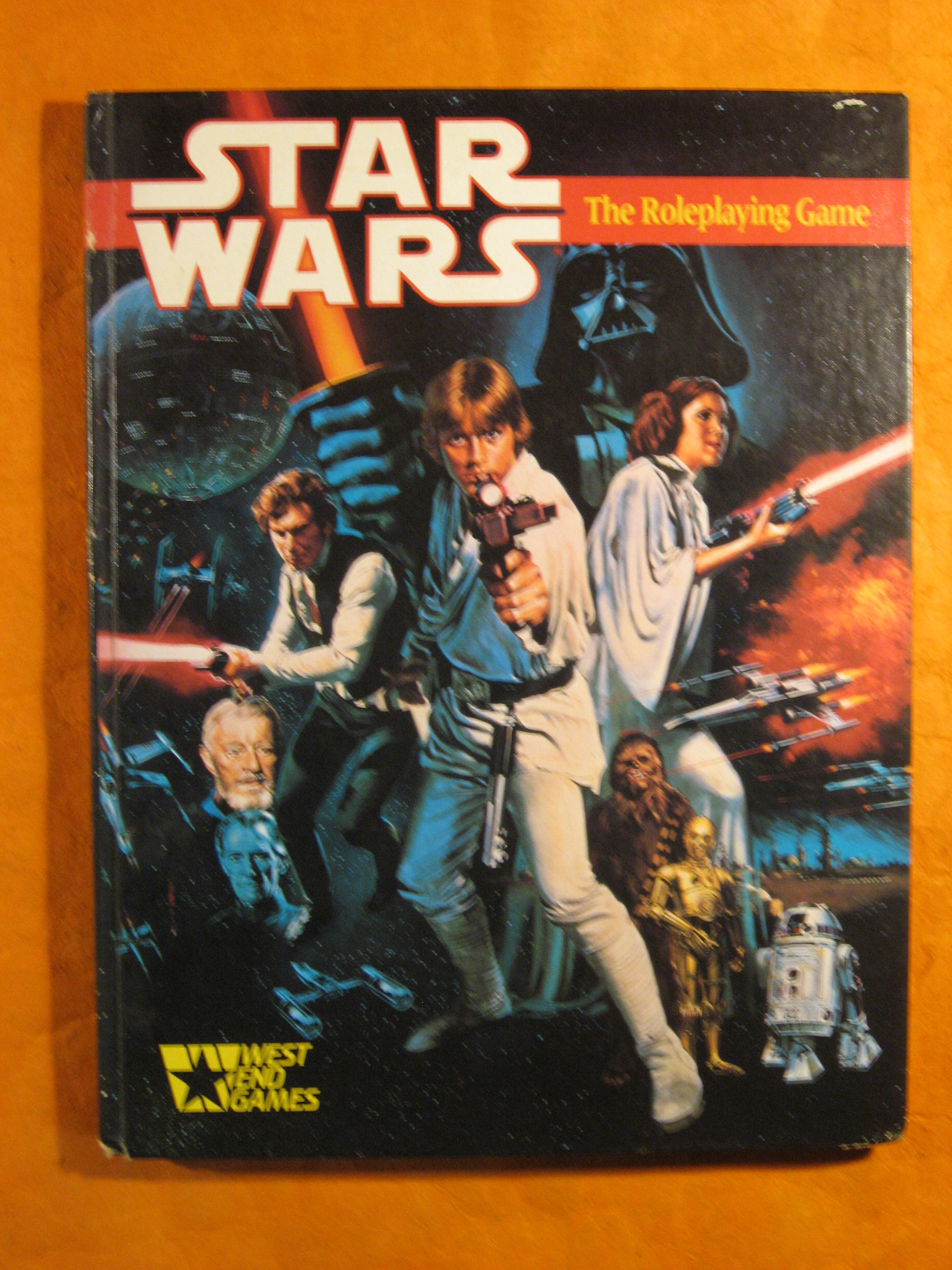 Image for Star Wars: The Roleplaying Game