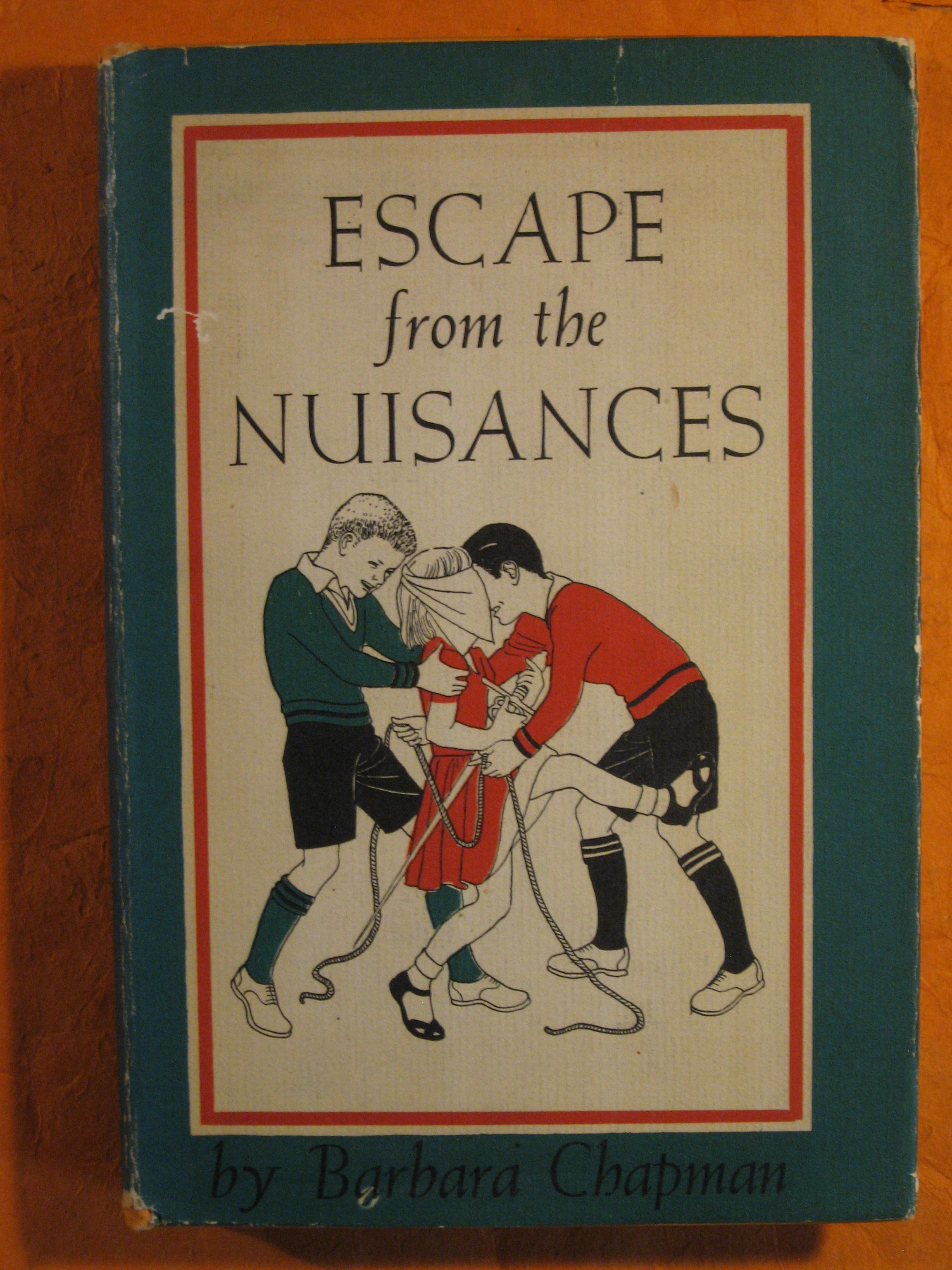 Image for Escape from the Nuisances