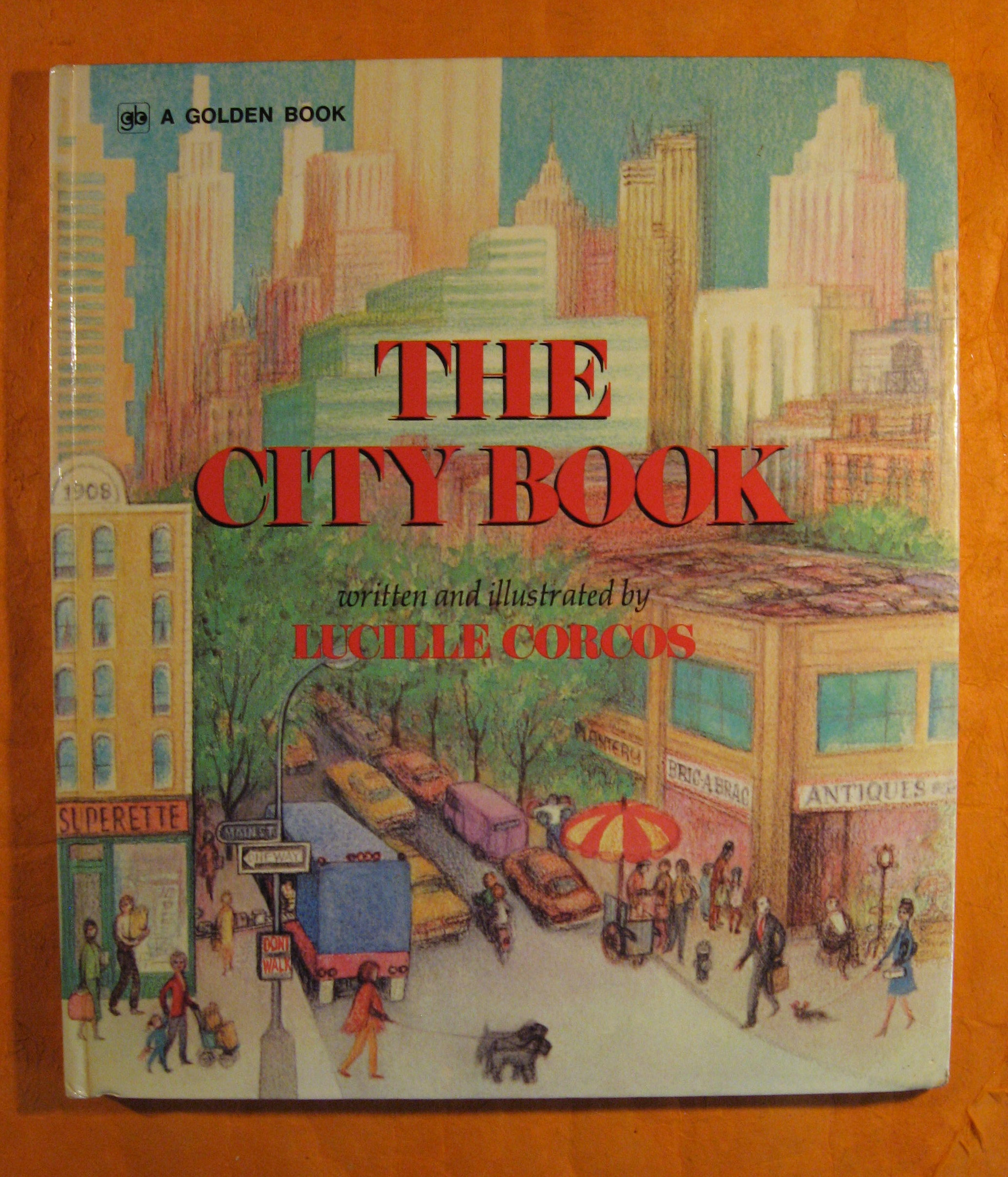 Image for The City Book