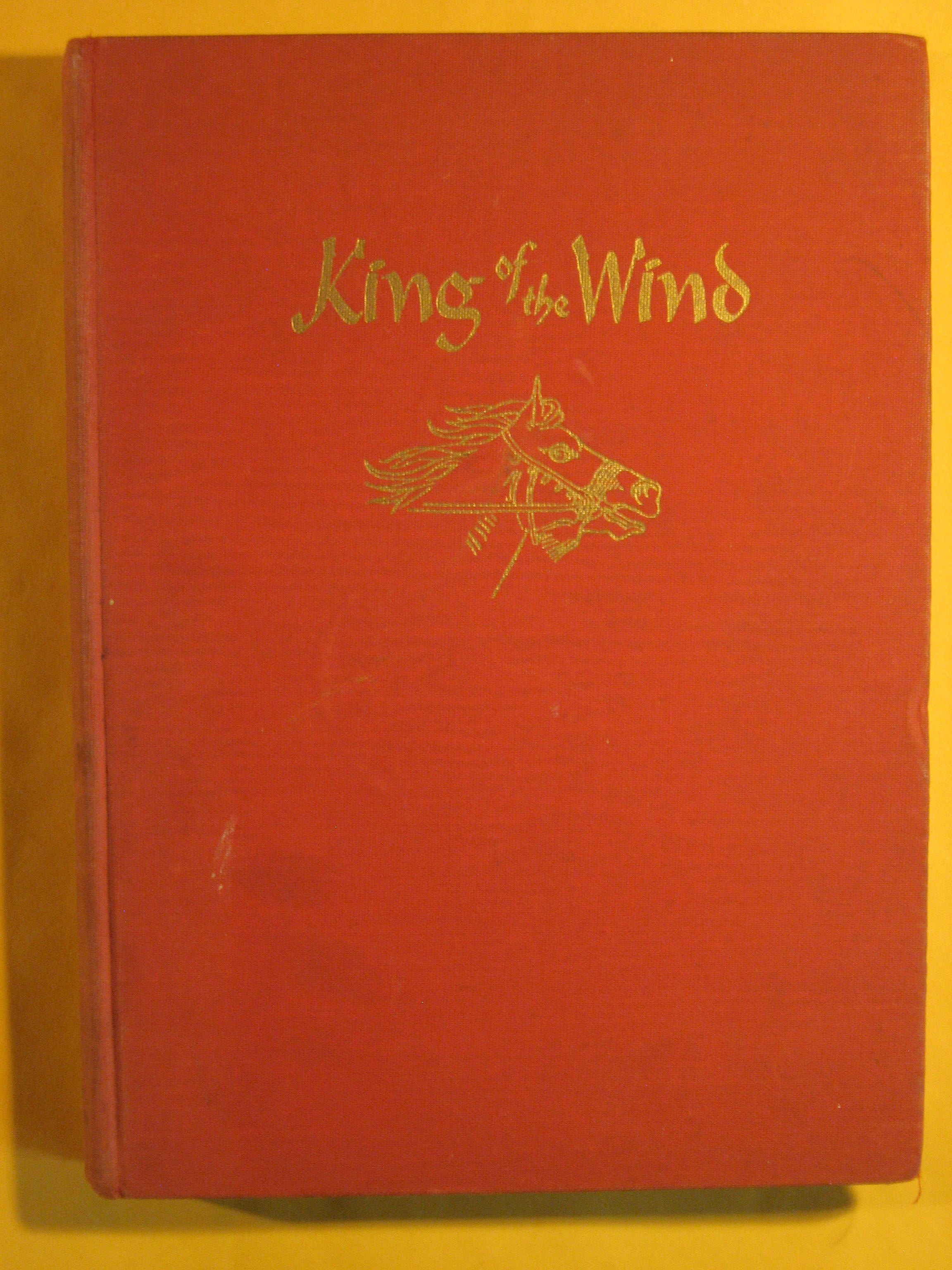 Image for King of the Wind:  The Story of the Godolphin Arabian