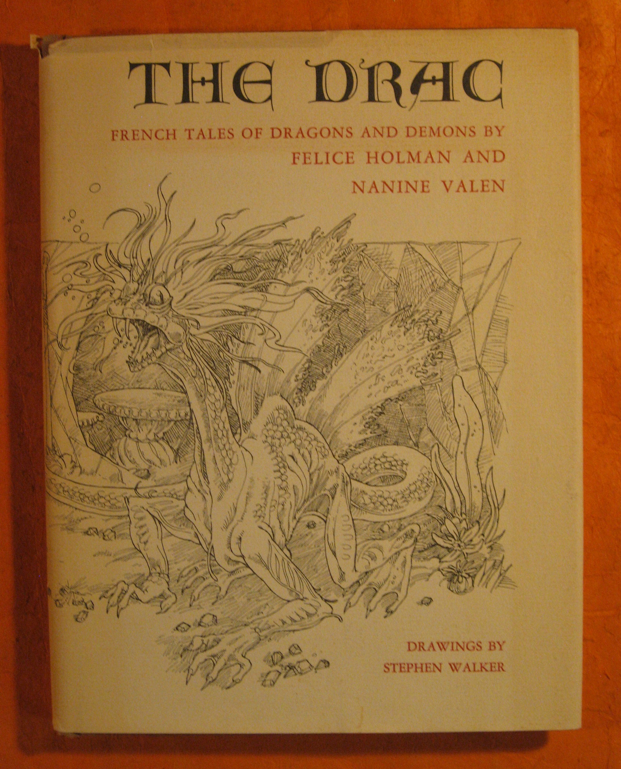 Image for The Drac: French Tales of Dragons and Demons