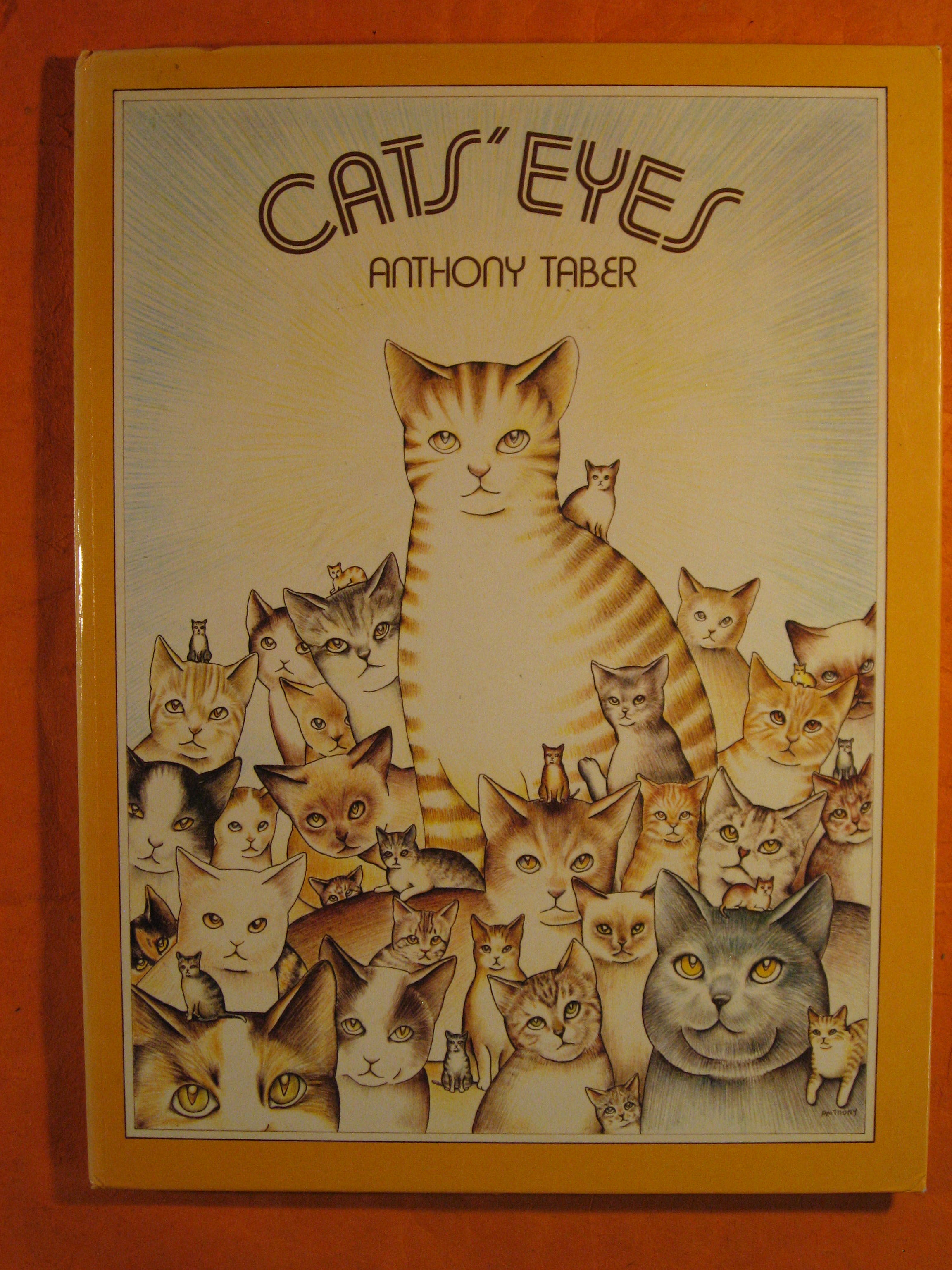 Image for Cats' Eyes