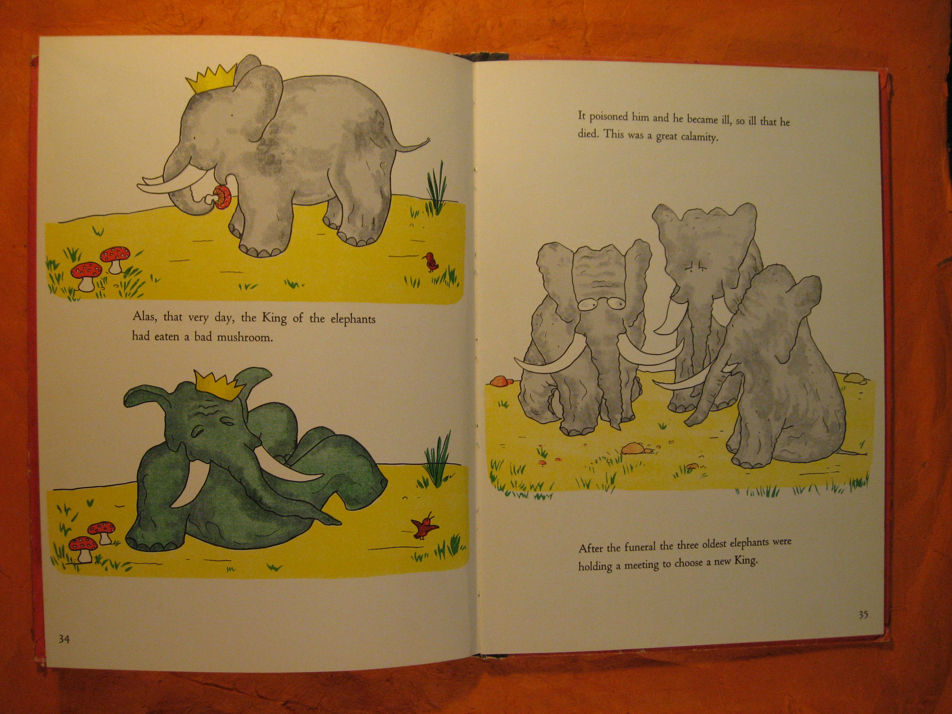 Image for The Story of Babar the Little Elephant